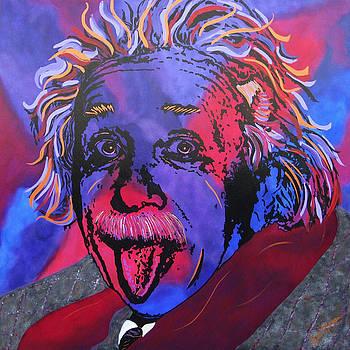 Einstein-Professor by Bill Manson