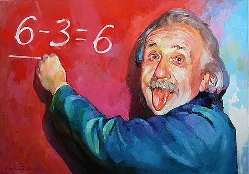 Einstein's theorem .... by Vadim Makarov
