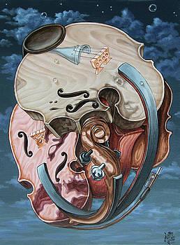 Einstein's Violin by Victor Molev