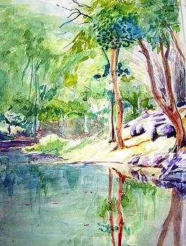 Ekant Park 1 by Prabhu  Dhok