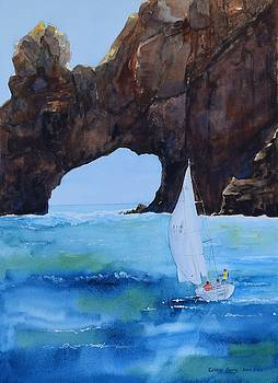 El Arco by Celene Terry