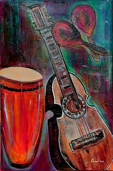 El Boricua Instruments by Andres Gonzalez