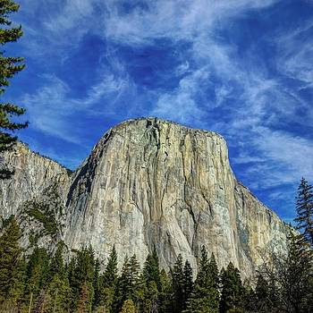 El Capitan @ Yosemite National Park For by David Dedman