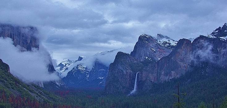 El Capitan From Artist Point I by Phyllis Spoor