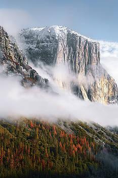 El Capitan Shrouded by Vincent James