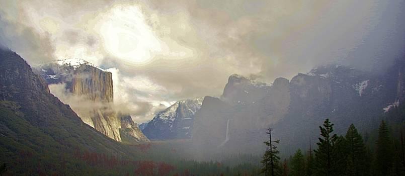 El Capitan Yosemite B by Phyllis Spoor