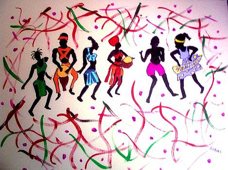 El Carnaval by Lorna Lorraine