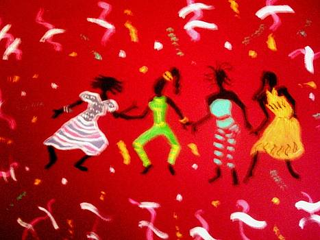 El Carnaval2 by Lorna Lorraine