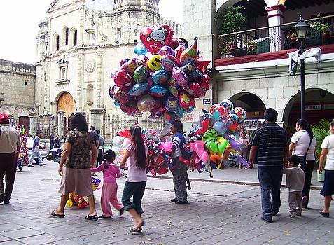 Michael Peychich - El Centro de Oaxaca