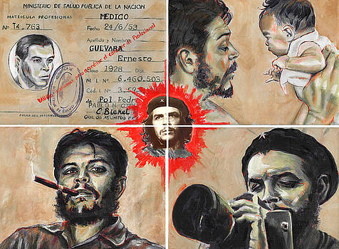 El Che Mixto by Charles  Bickel