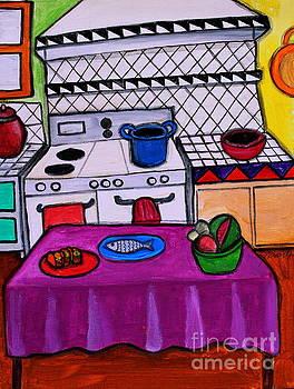 El Cocina by Pristine Cartera Turkus
