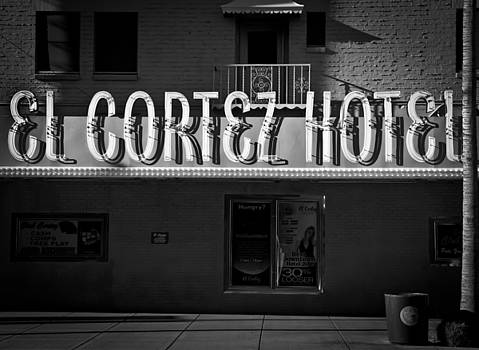 El Cortez Hotel by Merrick Imagery