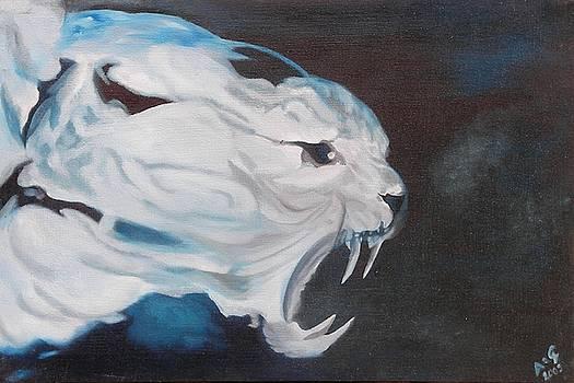 El Espiritu Del Jaguaro by Alessia Orlandi