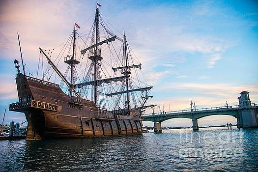 El Galeon by Jim DeLillo