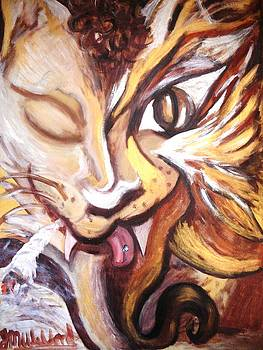 EL Gato Paraguayoca by Jenni Walford