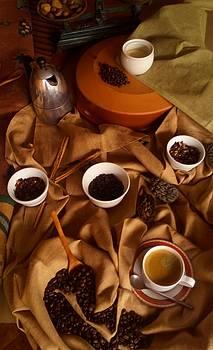 El gran cafe II by Victor Daniel Rosas Flores