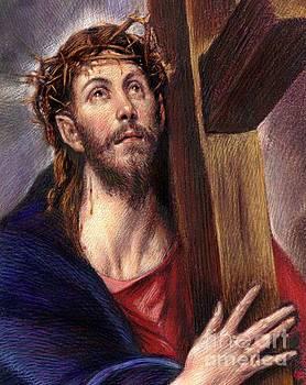 PD - El Greco Jesus