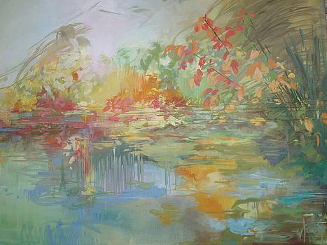 El misterio del lago by Victoria Jaimez Garcia