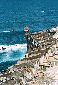 El Morro's Defense by Donna Corless