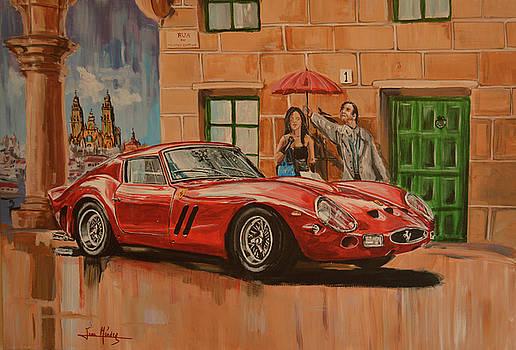El Peregrino Rosso by Juan Mendez