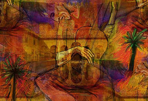 Paul Sutcliffe - El Carrusel...after Picasso