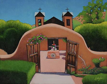 El Santuario by Gayle Faucette Wisbon