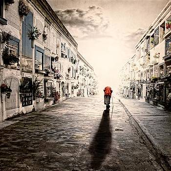 El Ultimo Paseo by Luis  Beltran