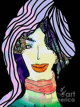 Elaine by Ann Calvo