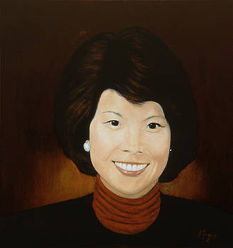 Elaine Chao by Bruce Ben Pope