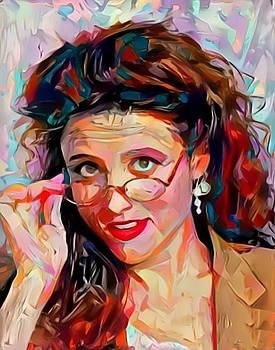 Elaine by Paul Van Scott