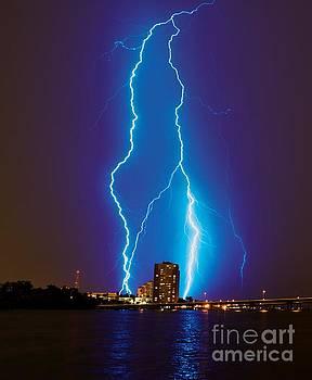 Electric Blue by Quinn Sedam