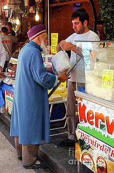 Bob Phillips - Elderly Customer