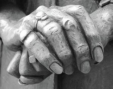 Jost Houk - Elderly Hands