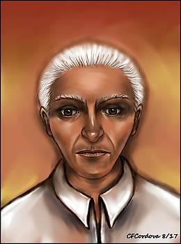 Elderly Man by Carmen Cordova