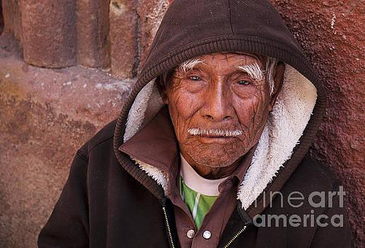 Man - San Miguel de Allende by Amy Fearn