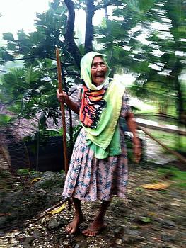 Jesus - Elderly Rama Woman