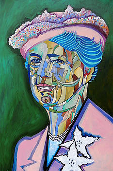 Eleanor Roosevelt by Gray
