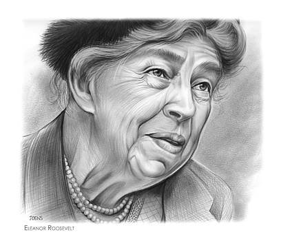 Greg Joens - Eleanor Roosevelt