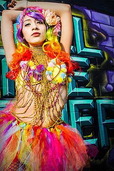 Electric Ballerina by Ryan Smith