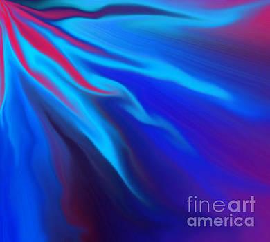 Electric Blue by Trena Mara