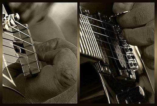 Scott Hovind - Electric Guitar Player