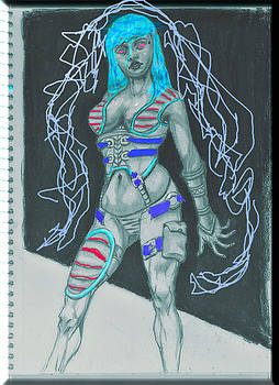 Electric Lady by Earl Johnson