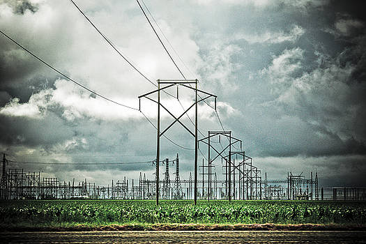 Marilyn Hunt - Electric Lines and Weather
