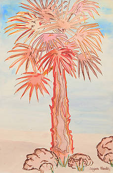 Electric Palm by Suzanne Blender