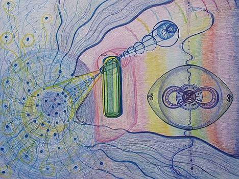 Electric Rod of Power by Elena Soldatkina