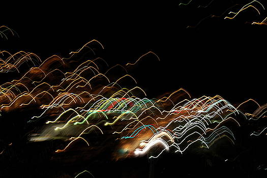 Electronic Landscape by Michael Lucarelli