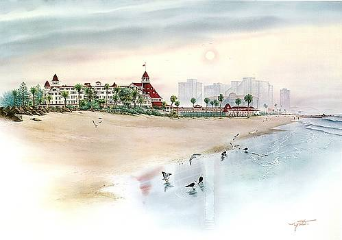 Elegance by the Sea, Coronado by John YATO