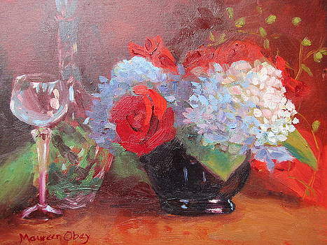 Elegance by Maureen Obey