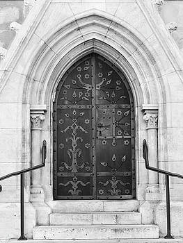 Elegant Entry by Rae Tucker