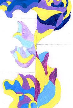 Elegant flower by Ariel Rose